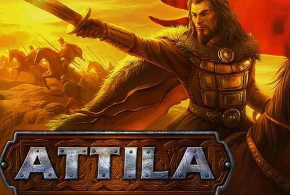 Attila - The slot