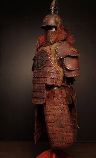 tatar armor