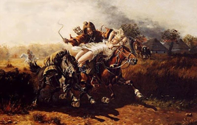 tatar painting